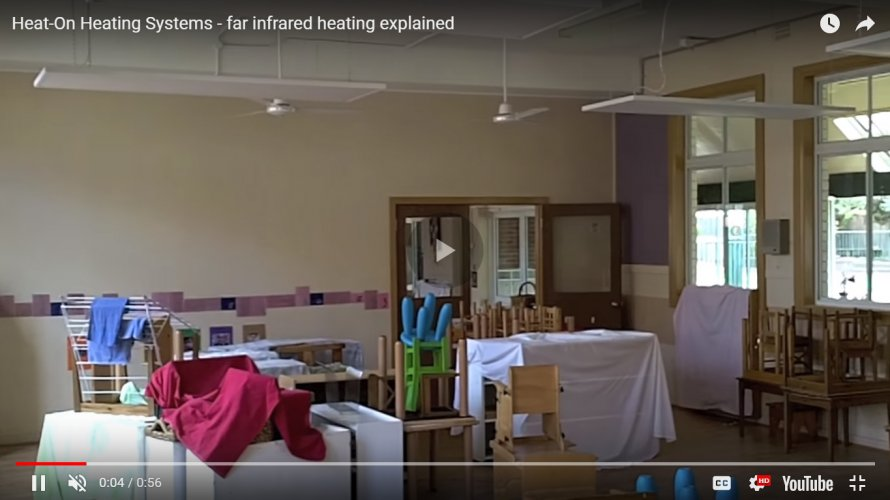 Heat-On Heating Systems – Far Infrared Heating Explained