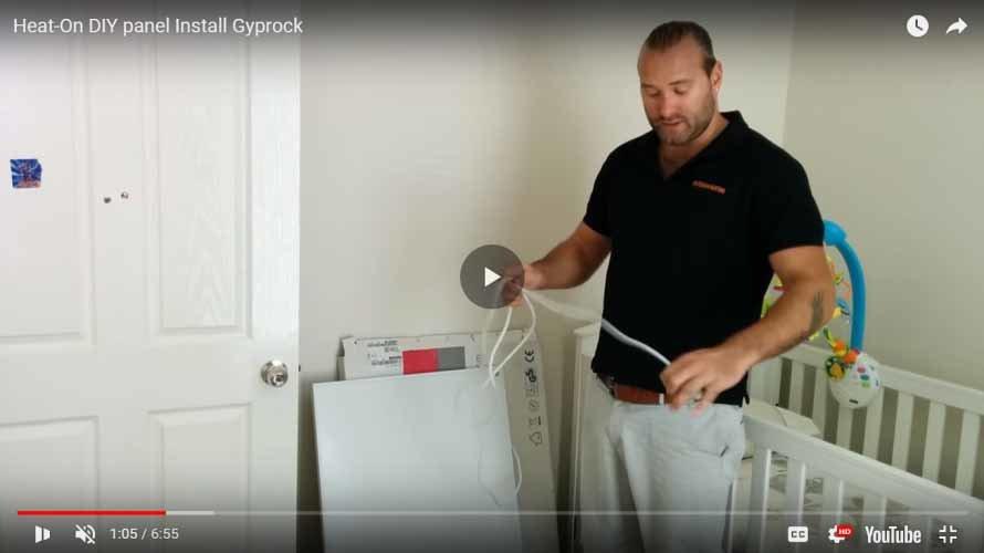 DIY Wall Mount Panel Installation Video