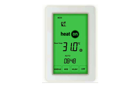7 Day Programmable Thermostat Controller